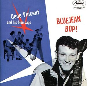 CD Gene Vincent And His Blue Caps - Bluejean Bop! (+6 Bonus Tracks)