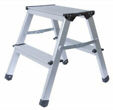 ProDec 45cm Aluminium Step up Stool Lightweight & Practical