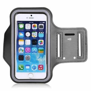 Armband Running Phone Holder Universal Sport Gym Arm Band Cell Bag Workout New