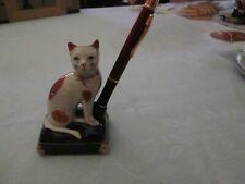 Fitz & Floyd Cat Pen Holder