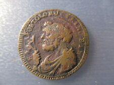 ESTADOS PAPALES - PONTIFICIO - VATICANO - S. SEVERINO PIO VI 2 1/2 BAIOCCHI 1797