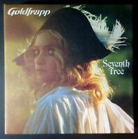 GOLDFRAPP seventh tree BOX DELUXE EDIT MUTE 2008 CD + DVD + POSTER + BOOK + CARD
