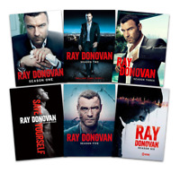 Ray Donovan : The Complete Collection Series Seasons 1-6 ( DVD Box Set ) New