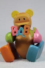 Pozy Bears-'Oh Baby!' Bear With Rainbow Colors #321001 NIB!