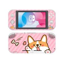 Dog Nintendo Switch Lite Skin