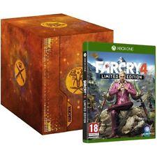 Coffret Collector limited XBOX ONE ♦ Far Cry 4 KYRAT Edition limitée 100% NEUF