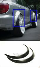 ABS 2.75inch 2pc Wide JDM Universal Fender Flare Wheel Arch For GRB BRZ RX7 FC3S