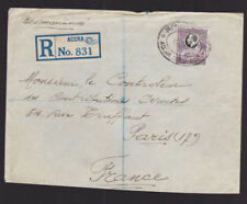 Colony Used British Air Mail Special Deliveries Stamps