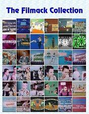 NEW Filmack Collection DVD Drive-in Intermission film trailer snack bar theatre