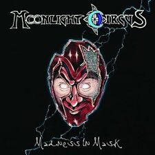 Moonlight Circus - Madness In Mask [CD New]