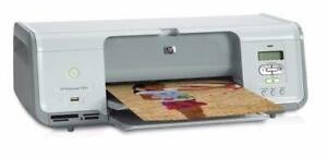 HP Photosmart 7850 Digital Photo Inkjet Printer Model # (Q6335A)