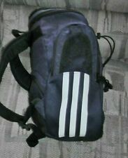 953320893f81 Vintage Rare Adidas Sports Active Gym School Basket Ball Backpack Bag Sz M