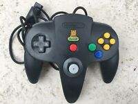 Authentic Nintendo 64 N64 Hello Mac Official Controller RARE Amazing Condition