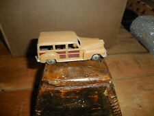 Vintage Dinky Toys Estate Car Meccano #27F