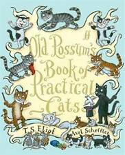 Old Possum's Book of Practical Cats by T. S. Eliot (Paperback, 2010)