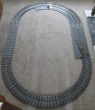 2 rail O Gauge Layout, universal scale, ACE , basset lowke, Hornby, Darstaed