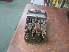 WestinghouseSize 1 Contactor A200M1CR 27A 120/240V Coil 600V Used