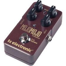 TC Electronic MojoMojo Overdrive mint - Tube Amp Overdrive Effect Foot Pedal