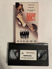Reservoir Dogs [Vhs] 1991 - Tested Works