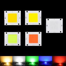 10W 20W 30W 50W 100W LED Chips Bulb SMD COB   Red/Gree/Blue White for FloodLight