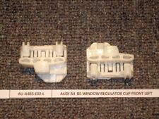 Audi A4 (B5) Window Regulator Clips (2x) FRONT LEFT (driver side) PAIR