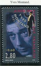 TIMBRE FRANCE OBLITERE N° 2901 YVES MONTAND / Photo non contractuelle