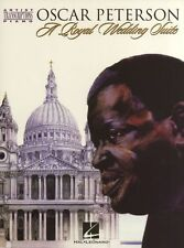 Oscar Peterson A Royal Wedding Suite CHARLES & DIANA Piano Music Book
