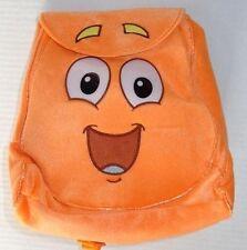 Go DIego Go Orange Animal Rescue Pack Plush Backpack