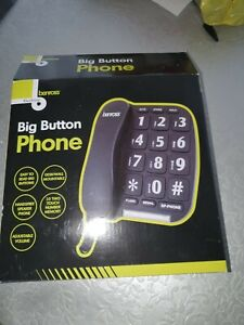 Bencross Electrical Big Button Phone New in Box