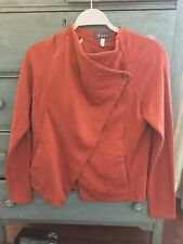 Ibex North Counrty Asymetrical Cardigan Size Medium Msrp $199