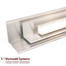 Alu Winkel-Profil gleichschenklig bis 2000 mm 2m Kantenschutz Schiene Aluminium