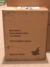 Hot Toys 1/6 Marvel Iron Man Mark XXIV 24 Tank New and Sealed USA Ship