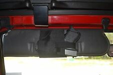 VEHICLE - CAR-TRUCK SUN VISOR GUN HOLSTER- TACTICAL NIGHTHAWK