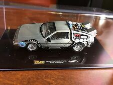 Hot wheels Cult Classics Back to The Future Time Machine 1/43 Diecast X5493