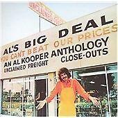 Al Kooper - Al's Big Deal/Unclaimed Freight (2004) CD BRAND NEW (SEALED)
