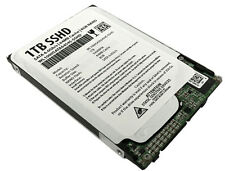 "New 1TB 5400RPM 64MB + 8GB NAND (7mm) SATA III 6Gb/s 2.5"" SSHD Hybrid Hard Drive"
