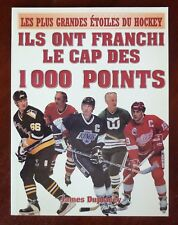 1994 NHL Les Plus Grandes Étoiles du Hockey Magazine / James Duplacey