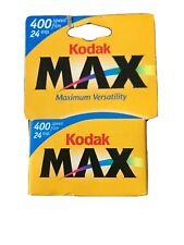 Vintage Kodak Ultra Max 400 35mm Color Film Roll