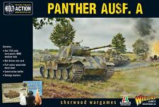 28mm Warlord German Panther Ausf A, for Bolt Action WW2