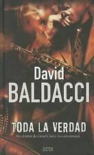 David Baldacci Crime & Thriller Fiction Books in Spanish
