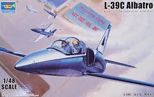 TRUMPETER® 05804 L-39C Albatros in 1:48