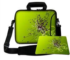 LUXBURG 14,2 Inch Design Laptop Notebook Shoulder Bag with Matching Mousepad #EF