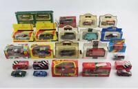 20 x Assorted Boxed DIECAST Models Inc. Lledo, Corgi, Matchbox, Burago Etc