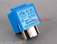 Original Genuine BMW Sky Blue Relay Switch E36 E46 E39 E38 E60 E61 X5 DME K6300