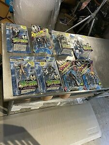 SPAWN Action Fiqures Lot of 8 New