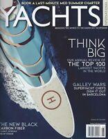 Yachts International Magazine - July / August 2018