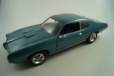 Ertl Modellauto 1:18 Pontiac GTO 1969