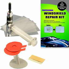 2 x Windscreen Windshield Repair Kit Crack DIY Auto Glass Wind Screen Chip Crack