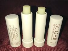 2X Fresh Sugar Advanced Therapy Lip Treatment Clear Translucent Travel Size 2.2g