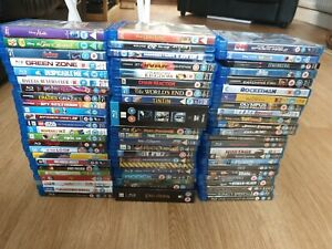 Over 150x Blu-Rays, From £1.82 Each With Free Postage, Trusted Ebay Shop